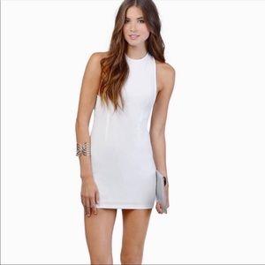 Tobi White Bodycon Dress M